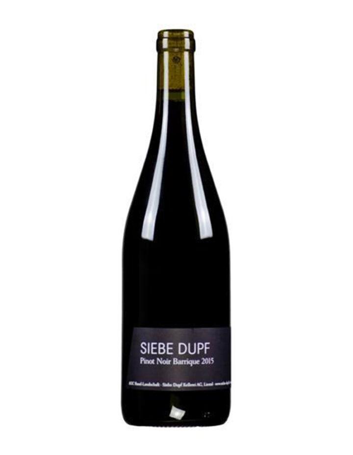 Siebe Dupf Barrique Pinot Noir