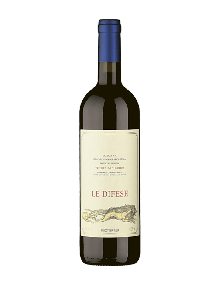 Rosso Toscana IGT Le Difese – Tenuta San Guido